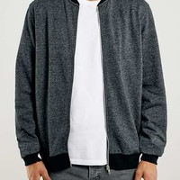Black Contrast Bomber Jacket - Top Rated Styles - New In