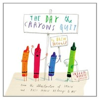 The Day the Crayons Quit - Free Shipping
