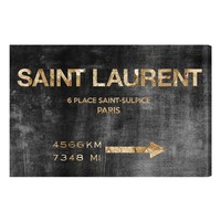 Oliver Gal 'Saint-Sulpice Road' Canvas Wall Art | Nordstrom