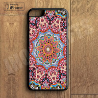 Mandala Plastic Case iPhone 6S 6 Plus 5 5S SE 5C 4 4S Case Ipod Touch 6 5 4 Case iPhone X 8 8 Plus