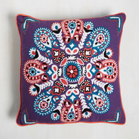 A Sewn's Throw Pillow