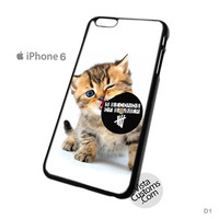 Kitten Eating CD 5 seconds of summer 5SOS New Hot Phone Case For Apple, iPhone, iPad, iPod, Samsung Galaxy, Htc, Blackberry Case