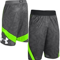Under Armour Men's EZ Mon-Knee Printed Basketball Shorts - Dick's Sporting Goods