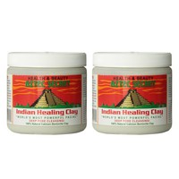 Aztec Secret Indian Healing Clay Deep Pore Cleansing - 1 lb - 2 pack (2lbs)