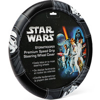 Star Wars Steering Wheel Covers - Darth Vader
