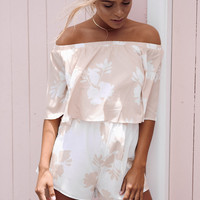 Harmony Playsuit - Playsuits by Sabo Skirt