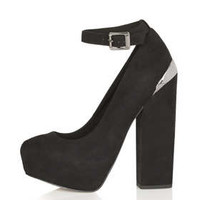 STOMP Ankle Platforms - Heels - Shoes - Topshop