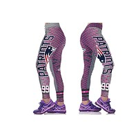 Leggings Sexy Fitness Workout Waisted Sportswear