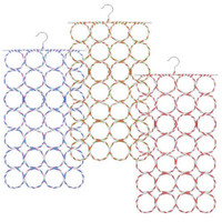 Generic 28 Count Circles Scarf Holder