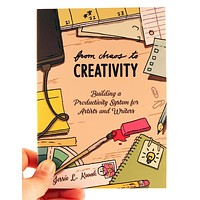 From Chaos to Creativity: Building a Productivity System for Artists and Writers Zine