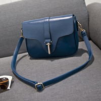 Brand Like Fashion Leather Shoulder Candy Multi Color Women Casual Messenger Bags Chic Handbag  _ 8280