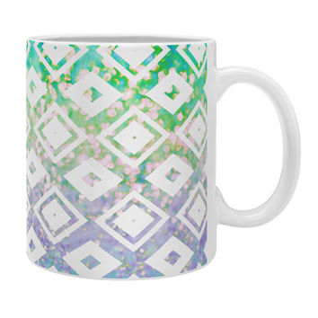 Lisa Argyropoulos Diamond Rain Revival Coffee Mug