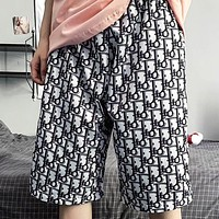 Bunchsun Dior Summer New Fashion More Letter Print Shorts