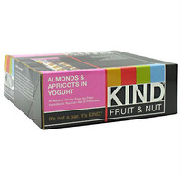 Kind Snacks Kind Fruit & Nut Almonds & Apricots In Yogurt - Gluten Free