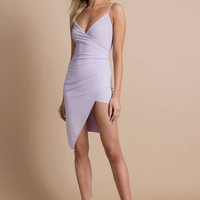 Maddie Asymmetrical Bodycon Dress