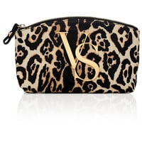 NEW! Leopard Cosmetic Bag