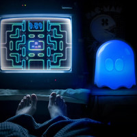 PAC-MAN Ghost Lamp | Cool Sh*t You Can Buy - Find Cool Things To Buy
