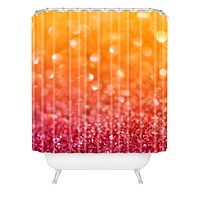 Lisa Argyropoulos Autumn Rising Shower Curtain
