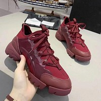 Dior Women Fashion Casual Sneakers Sport Shoes
