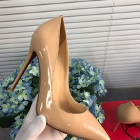Hot Christian Louboutin Cl Pumps Reference #2105
