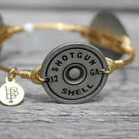 Shotgun Shell Silver-Bourbon & Boweties