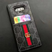 Perfect Gucci Phone Cover Case Samsung note 9