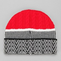Cable Sweater Beanie
