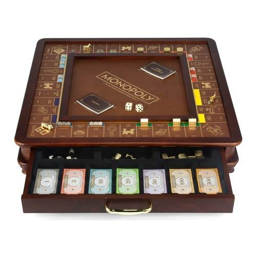 Image of Monopoly Classic Version Luxury Edition