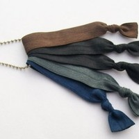 Emi-Jay Hair Tie Collections, Classic 5 Pack