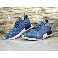 Louis Vuitton x Adidas NMD XR_1 Boost BA7257 40--45