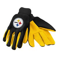 Pittsburgh Steelers Utility Gloves