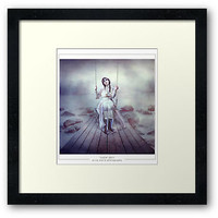Luca Framed Prints by Erica Marie Photography | RedBubble