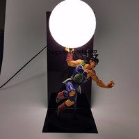 Dragon Ball Z Bardock Lamp