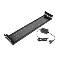 LED Aquarium Fish Tank Fishbowl Light Waterproof LED Light Bar Submersible Underwater SMD 11W 50 CM LED Light Lamp