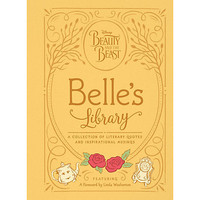 Beauty and the Beast Belle's Library Book | Disney Store