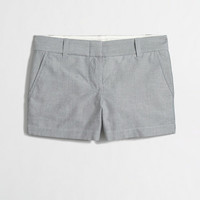 "FACTORY 3"" OXFORD SHORT"