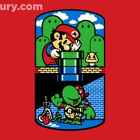 Help a Brother Out - Gallery | TeeFury