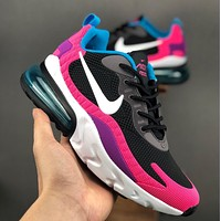Nike React Air Max 270 Air cushion running shoes