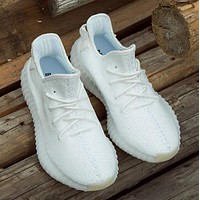 Adidas Yeezy 550 Boost 350 V2 Pure White H Z -