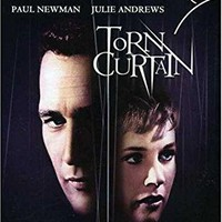 Paul Newman & Julie Andrews & Alfred Hitchcock-Torn Curtain