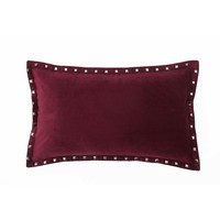 Payton Velvet Rectangular Pillow