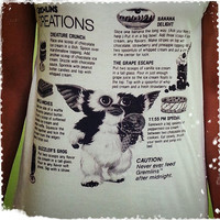 Gremlins Creation - Funny Cute 1984 Film US Movies Hollywood Woman Tank Top Crop Vest Tshirt T Shirt Tees S, M, L