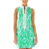 Lilly Pulitzer Alexa High Collar Shift Dress