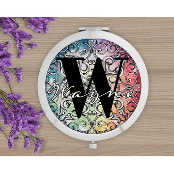 Personalized Compacts | Custom Compacts | Makeup & Cosmetics | Colorful