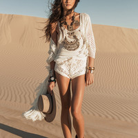 Fleetwood Shorts - Vintage Lace | Spell & the Gypsy Collective