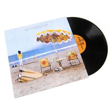 Neil Young: On The Beach Vinyl LP