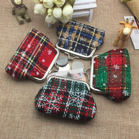 Christmas Theme Purse