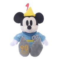 Disney Store Japan 90th 1938 Mickey Brave Little Tailor Plush New with Tags