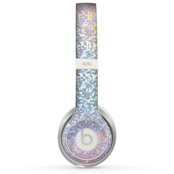 The Colorful Confetti Glitter Sparkle (PRINT) Skin for the Beats by Dre Solo 2 Headphones