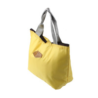Goforward Portable Thermal Insulated Cooler Waterproof Lunch Picnic Tote Storage Carry Bag For Women Home
